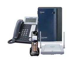 Small Business Systems KX TDA50G KX DT346 B WT125