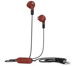 Motorola Wearables motorola wired earbuds crimson