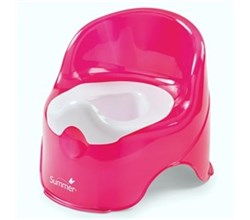Summer Infant Bath and Potty summer infant lil loo toddler potty raspberry
