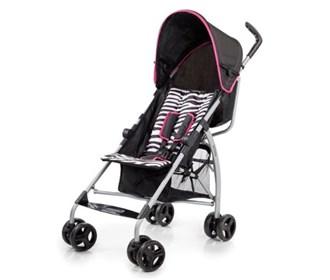 summer infant go lite convenience stroller wild card