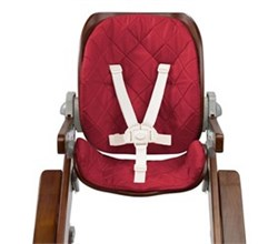 Summer Infant Meal Time summer infant bentwood high chair seat sets cranberry