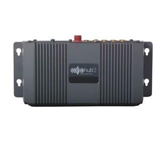 simrad sonichub2 marine audio server