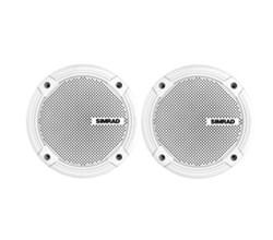 Simrad AIS and Weather and Audio simrad 6 5 2 way marine speakers