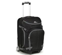 High Sierra Carry on Luggage high sierra adventour 22 in eva hybrid upright