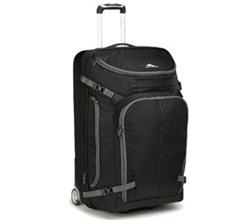 High Sierra Upright Luggage high sierra adventour 30 in eva hybrid upright