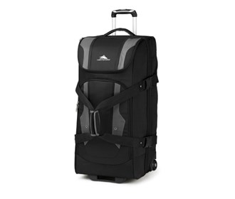 high sierra adventure access 32 in wheeled duffel