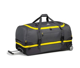 high sierra sportour 34 in drop bottom wheeled duffel