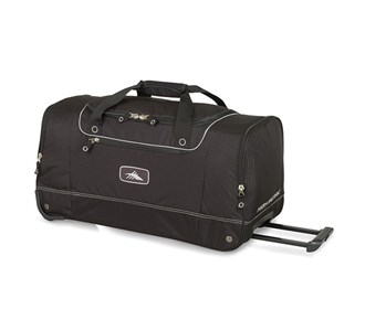 high sierra performance series 28 in wheeled duffel