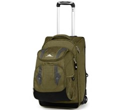 High Sierra Carry on Luggage high sierra adventure access carry on wheeled backpack