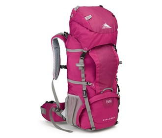 high sierra womens explorer 50 frame pack