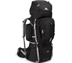 High Sierra Large Hiking Backpacks high sierra long trail 90 frame pack