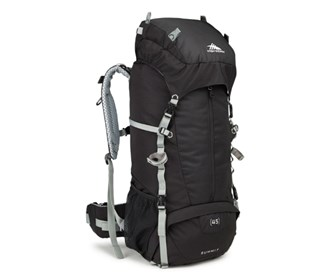 high sierra summit 45 frame pack