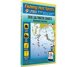 Fishing Hot Spots lowrance E186