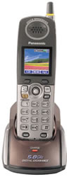Panasonic 58GHz Cordless Phones panasonic kx tga552m