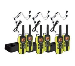 Two Way Radios 6 Packs uniden gmr4060 2ckhs