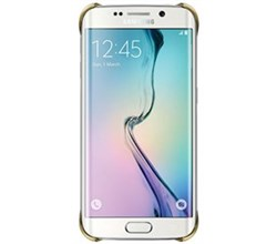 Samsung Galaxy S6 Edge SM G925 samsung protective cover clear for s6 edge