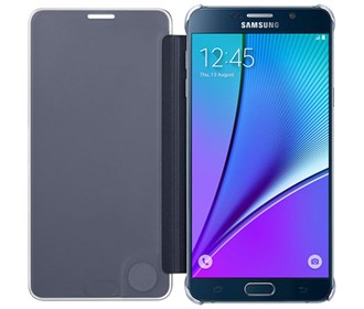 samsung s view flip cover clear for note5