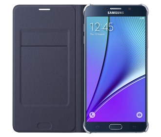samsung wallet flip cover for note5