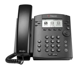 Polycom 6 Line Business Media Phones polycom 2200 48350 025