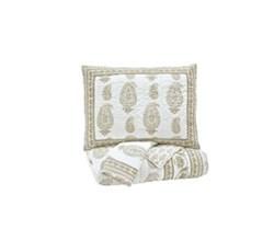 Beautyrest Coverlet Sets in King Size ashley furniture almeda beige coverlet set