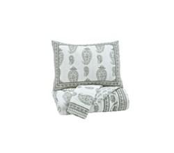 Beautyrest Coverlet Sets in King Size ashley furniture almeda gray coverlet set