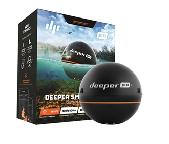 deeper smart sonar pro plus wifi and gps