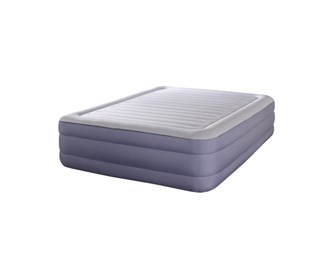 beautyrest queen size fusion aire express bed with built in pump