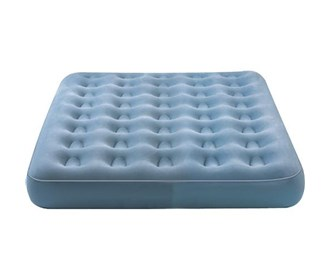 simmons beautysleep queen size smartaire express air bed with hands free pump