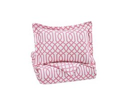 Beautyrest Comforter Sets in Twin Size ashley furniture loomis pink comforter set
