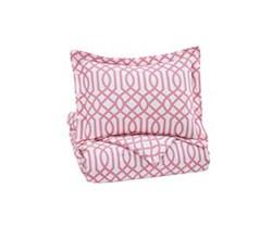 Beautyrest Comforter Sets ashley furniture loomis pink comforter set