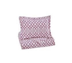 Beautyrest Comforter Sets ashley furniture loomis lavender comforter set