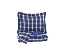 Beautyrest Duvet Sets in Full Size ashley furniture baret blue duvet cover set
