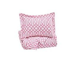 Beautyrest Comforter Sets in Full Size ashley furniture loomis pink comforter set