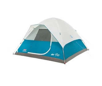 coleman longs peak fast pitch 6 person tent