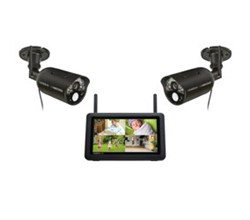Uniden Video Surveillance 2 Camera Systems uniden udr777hd