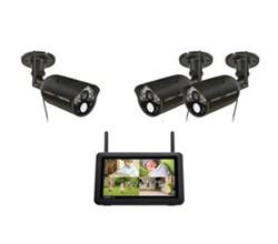 Uniden Video Surveillance 3 Camera Systems uniden udr777hd Kit
