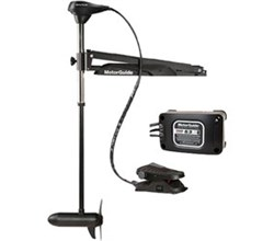 MotorGuide Bow Mount Trolling Motors motorguide x3 55 fb 45 inches kit