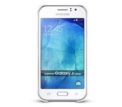 Open Box Phones Samsung Galaxy J1 Dual Sim SM J110H White OB