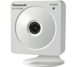 Panasonic Network Pan Tilt Cameras panasonic bl vp104wp