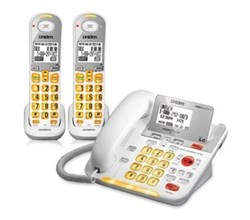 Three Handset Phones uniden d3098 2