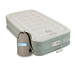 Twin Size Airbeds Antimicrobial Premier Twin Double High