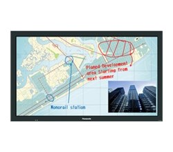 Professional Displays panasonic bts th 50bf1u
