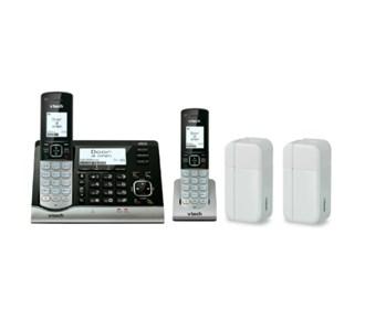 vtech vc7151 home monitoring bundle