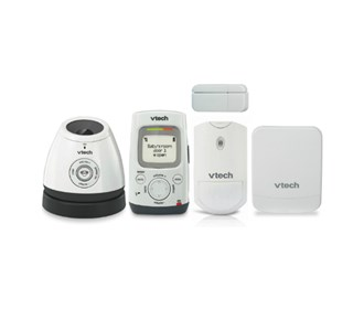 vtech dm271 110 baby monitor bundle