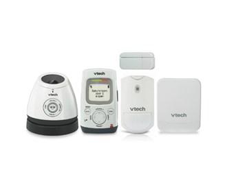 vtech dm271 110 baby monitor bundle