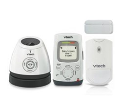 Home Monitoring vtech dm271 110 baby monitor bundle