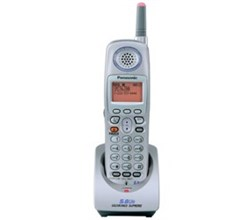 Panasonic 58GHz Cordless Phones KX TGA520M