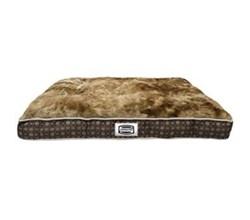 Simmons Pet Beds  simmons retro mat plus azure shitake pet bed