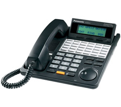 Corded Digital Phones panasonic kx t7453