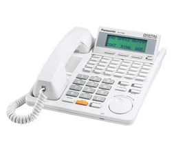 Corded Digital Phones KX T7453